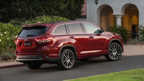 Toyota Highlander Review 2018 Cars