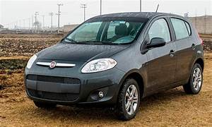 Prueba Fiat Palio 2013