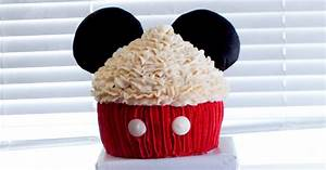 Mickey Mouse Cupcake Cake - Two Sisters