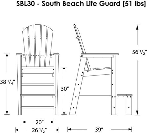 lifeguard chair plans the correct method to select the