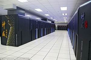China's Sunway TaihuLight supercomputer simulates cosmos ...