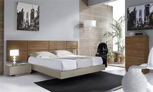 99 idees deco chambre a coucher en couleurs naturelles With tapis chambre a coucher