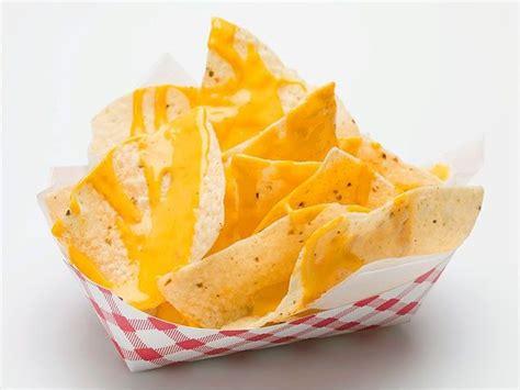 paper clip holder nachos food