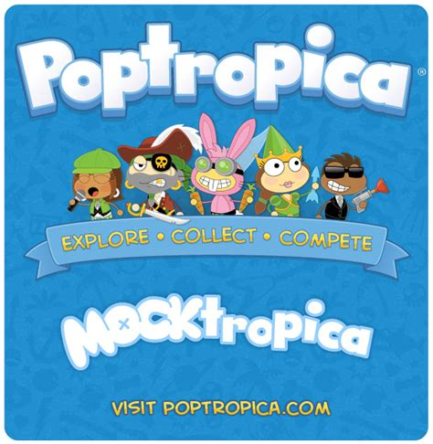 """Poptropica's New """"mocktropica"""" Takes Players Behind The"""
