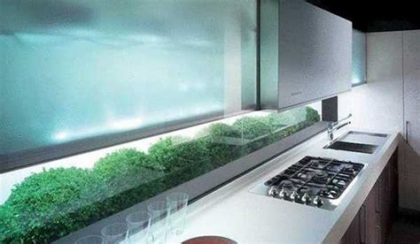 Kitchen Glass Wall Panels  Modern Diy Art Designs