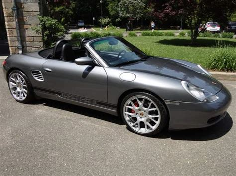 grey porsche boxster 2001 porsche boxster gray 2001 free engine image for