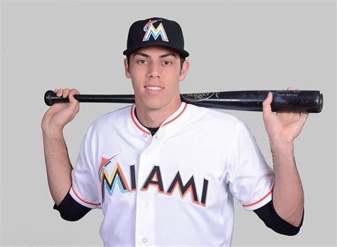 Outfielder Christian Yelich Branches Off Family Football Tree