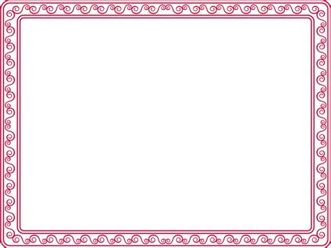 powerpoint certificate template simple ornate elearningart
