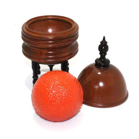 Orange Vase by Tarbell Orange Vase By Collectors Workshop Martin S