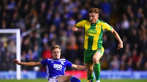 Championship round-up: West Brom miss chance to go top ...