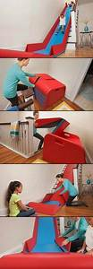 Indoor Rutsche Kinderzimmer : sliderider turns indoor staircase into indoor slide cool stuff pinterest kinderzimmer ~ Bigdaddyawards.com Haus und Dekorationen