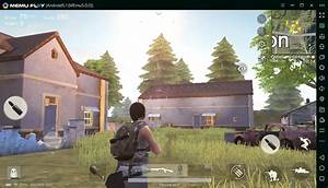 Play Mobile PUBG Games On PC With MEmu App Player