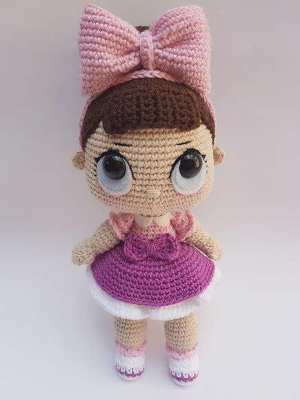 amigurumi boneca lol de  modelos  ideias amigurumi