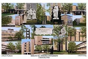 Mount St  Joseph University Campus Art Prints  Photos  Posters