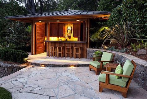 Outside Bar Ideas by Top 50 Best Backyard Outdoor Bar Ideas Cool Watering Holes