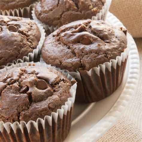 recette muffins chocolat au coeur fondant