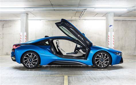 2015 Bmw I8 Plug-in Hybrid Sports Coupe