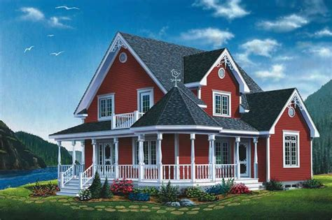 Traditional, Country, Farmhouse House Plans