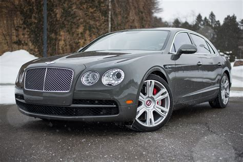 Review Bentley Flying Spur by 2015 Bentley Flying Spur 07