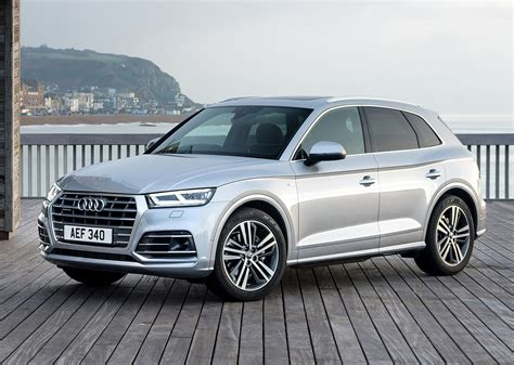 audi q5 suv 2016 photos parkers