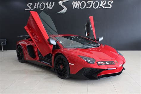 lamborghini aventador sv roadster red for sale first lamborghini aventador sv for sale in dubai gtspirit