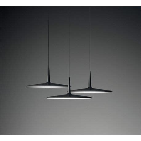 lampara suspension led skan triple vibia