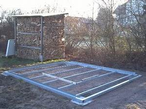Untergrund Für Gartenhaus : bodenaufbau garatec1 ~ Frokenaadalensverden.com Haus und Dekorationen