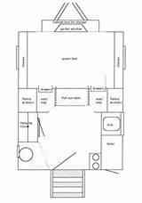Vardo Tiny Template Gypsy Plans Wagon Sketch Floor Templates Living Ft Homes sketch template