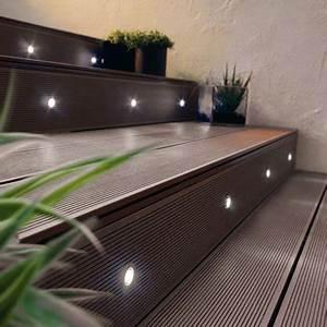 Eclairage Exterieur Castorama : eclairage d 39 escalier avec spot led ~ Carolinahurricanesstore.com Idées de Décoration