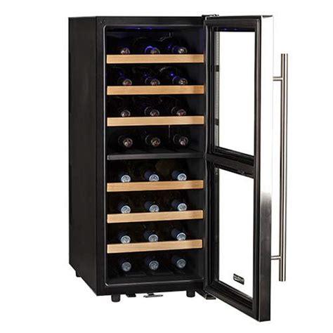 wine fridges   freestanding  countertop