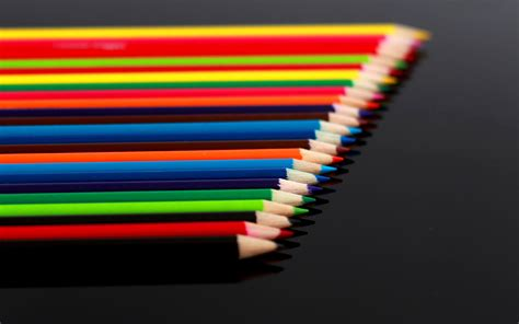 bokeh, Color, Pencil, Abstract, Macro, Pattern Wallpapers ...