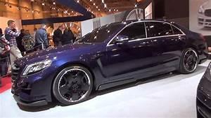 Lorinser S-class W222 Tuning Bodykit    Mercedes Benz