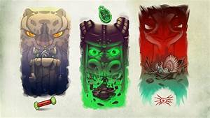 Kung Fu Panda Villains by TheRufo -- Fur Affinity [dot] net