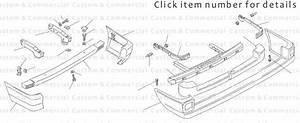 Vw T4 T4 Front  U0026 Rear Bumpers  U0026 Bumper Parts T4 Rear