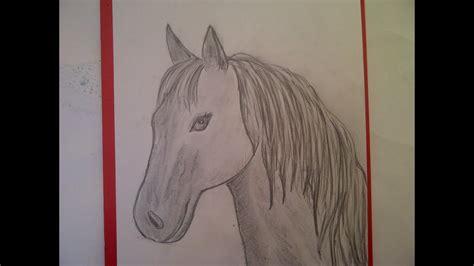 kak narisovat golovu loshadi konya poni edinoroga
