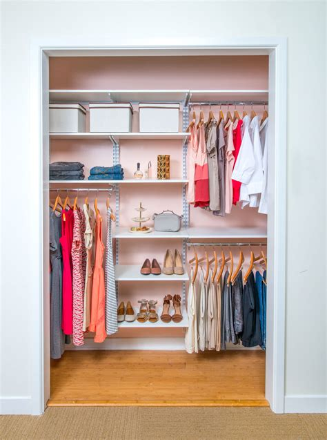 Bedroom Closet by Organized Living Bedroom Closets