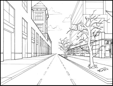 Urban City Stock Illustration. Illustration Of England Drawing A Line Graph Ks2 Ppt Tangent Equation From Spss Error Bars Ielts Writing Examples Plot Worksheet Grade 3 For Distance Formula Example Of