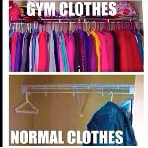 Gym Clothes Meme - how obsessed with fitness are you supplement centre