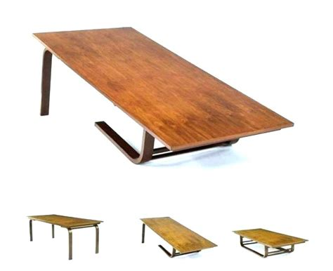 Easy Convertible Coffee Table