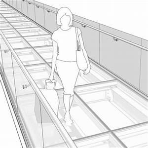 Glass Walkway 3D Model - FormFonts 3D Models & Textures
