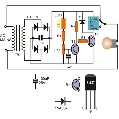 build simple transistor circuits