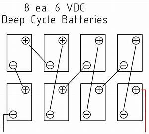 With Battery 12 Volt Club Car 48v Wiring Diagram