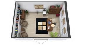 Open Shelving Living Room