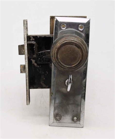 Sargent Mortise Lock & Knob Set  Olde Good Things. One Sided Door Lever. Rubber Door Sweep. Discount Doors. Out Door Fans. Baldwin Door Handle. Home Door Locks. Door Mat Holder. Out Door Tables