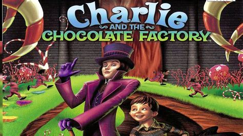 Charlie And The Chocolate Factory (ps2) Let's Play