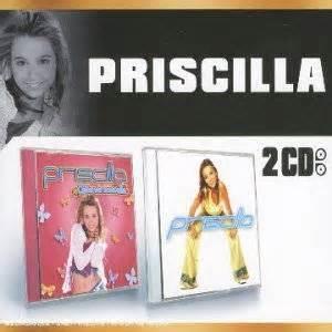 Priscilla Cette Vie Nouvelle by Coffret 2 Cd Cette Vie Nouvelle Priscilla Priscilla