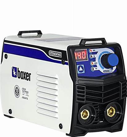Boxer Solda Touch 220v Inversora 140a Maquina