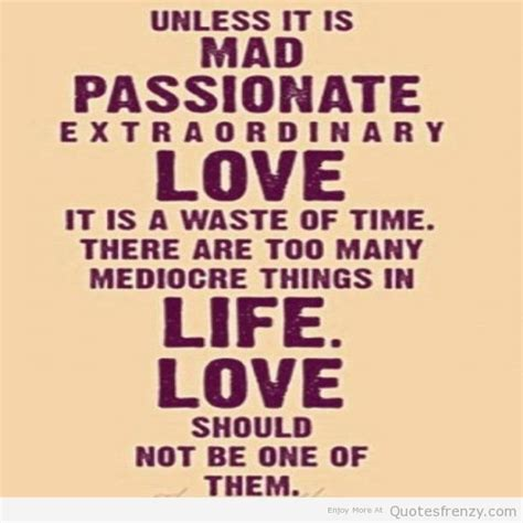 Passion Love Quotes Images