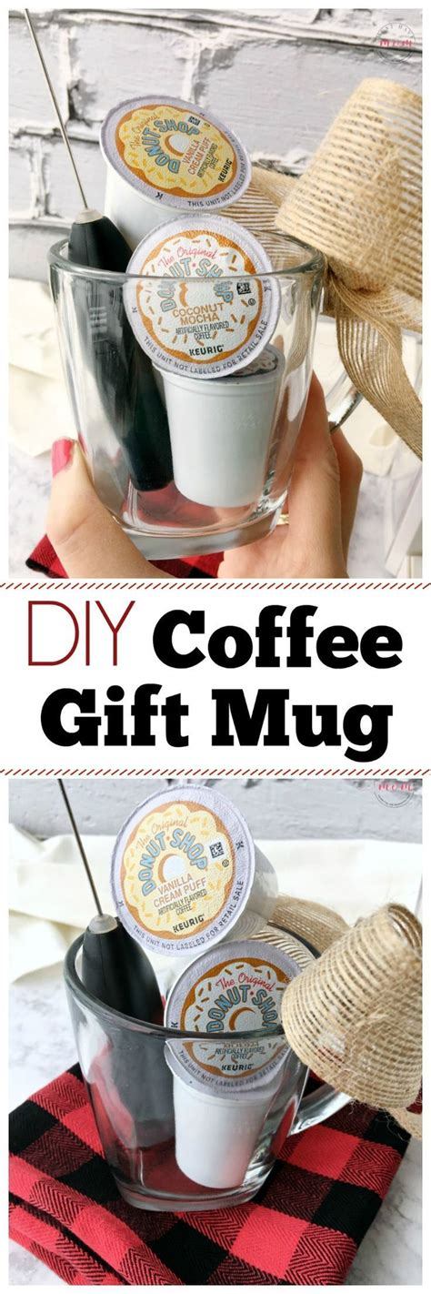 You will find dozens of suggestions for every possible holiday, occasion, or special event. DIY Coffee Gifts! Fun coffee mug gift ideas and co ...
