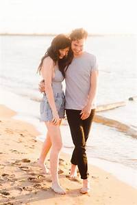 This Cute Couple Slays in their Sunset Sweetheart Session